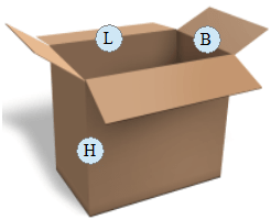 Box dimension